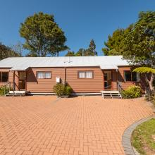 Rotorua's Blue Lake TOP 10 - Motel Lakeview Unit